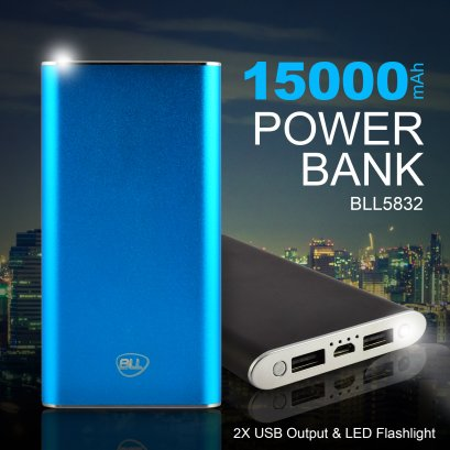 Power Bank 15000mAh BLL5832