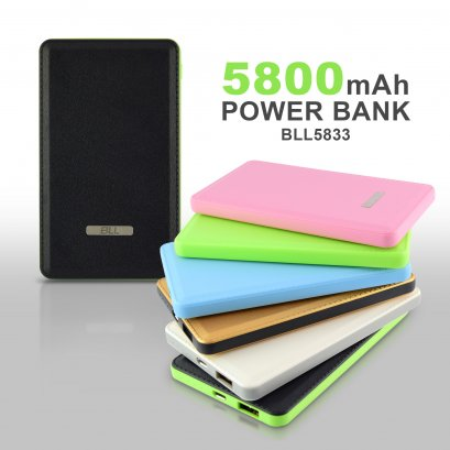 Power Bank 5800mAh BLL5833