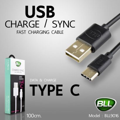 USB Charger Cable BLL9016 Tpye C