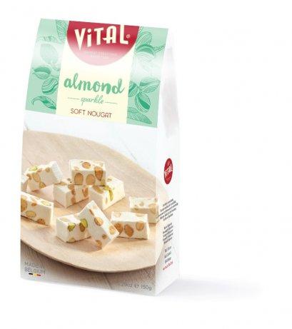 ALMOND SOFT NOUGAT (Vital Brand)