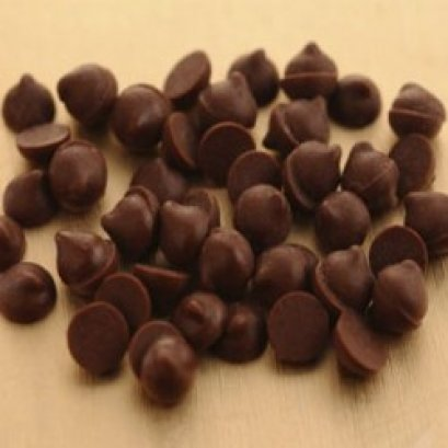 Dark Chocolate 50% Chips (Cacao Barry Brand) 1 kg