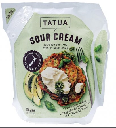 Tatua Sour Cream 500 กรัม