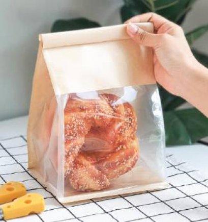 GD-G6-002 Bread Bag (M) Craft 13x16x26(H) cm@50
