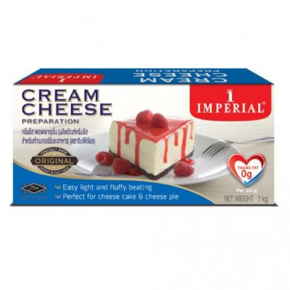 Imperial cream cheese 1 kg