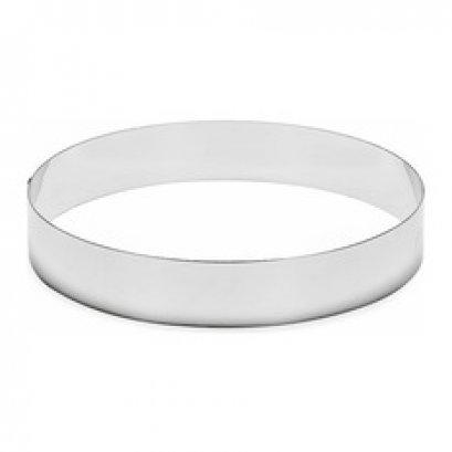 Round Tart Ring 8x2(H) cm