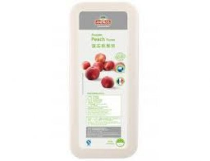 Andros Frozen Puree: Peach 1 kg
