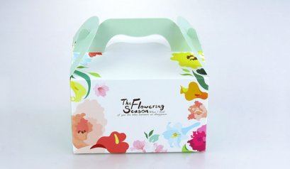 D261A Flowering Season 14.5x11x9 cm