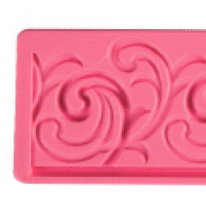ST09 Pavoni SILICONE MOULD: PIZZO