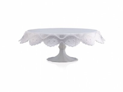 PAPILLONBNS : Pavoni CAKE STAND 280MM WHITE