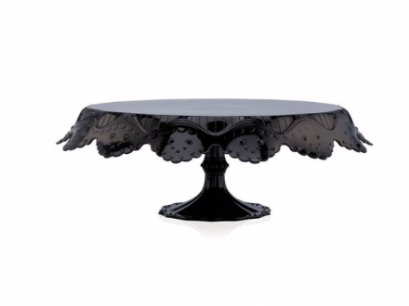 PAPILLONNRS : Pavoni CAKE STAND 280MM BLACK