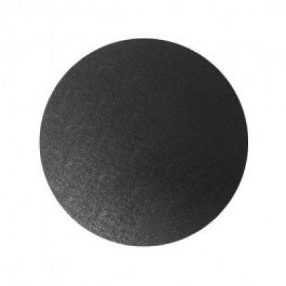PG-030R-Black แผ่นรองเค้ก กลม ดำ 30 cm@5
