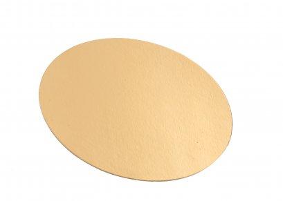 แผ่นรองเค้กกลมสีทอง 20 cm-1 ปอนด์@5
