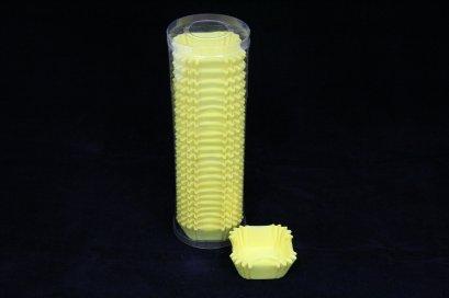 CN0450 Yellow(Square) ฐาน 45x45 mm สูง 25 mm