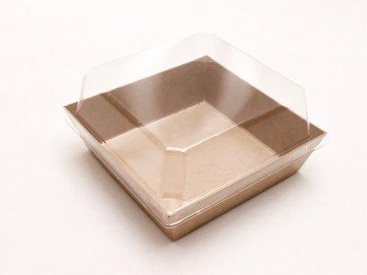 NB118118-Kraft กล่องกระดาษ พร้อมฝา 118x118x35(H) cm@50
