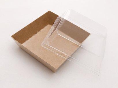 NB135125-Karft กล่องกระดาษ พร้อมฝา  135x125x35(H) cm@50