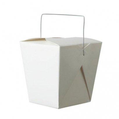 กล่องใส่อาหารนำกลับ ขาว@50