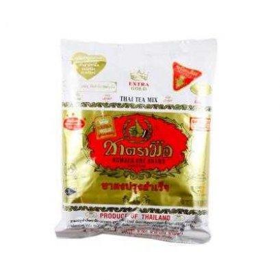ชาไทย Extra Gold ตรามือ 400 กรัม-N