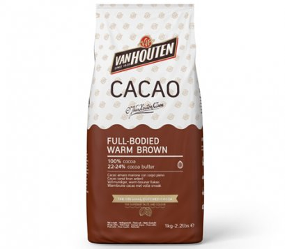 VH Round Dark Brown 1 kg