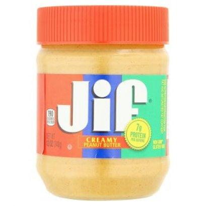 Jif's Creamy Peanut Butter 340 กรัม