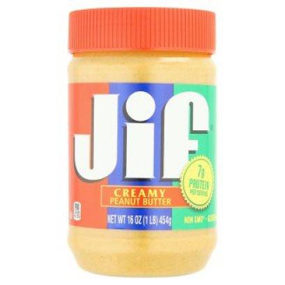 Jif's Creamy Peanut Butter 454 กรัม