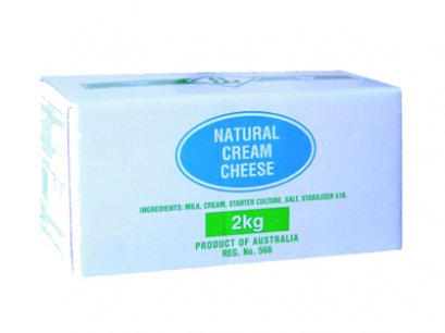 MG Cream Cheese 2 Kg