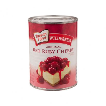 Winderness Red Ruby Cherry Pie Filling Or Topping 595g