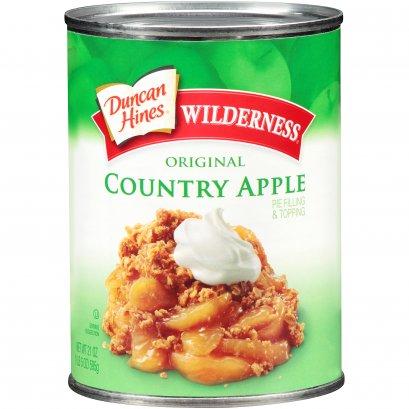 ผลแอปเปิ้ลกวน ตราวิลเดอร์เนส 595 กรัม