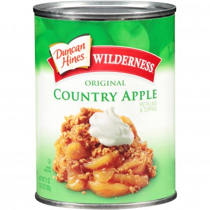 Wilderness Original Country Apple 595 g