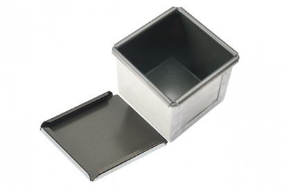 SN2061 Sanneng Square Loaf Pan(Non-stick) DIA: 80*80*80 mm