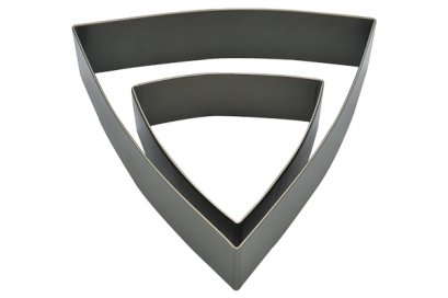 """SN3284 Sanneng Triangle Ring 7""""  DIA: 155*135*50 mm"""