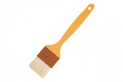 SN4120 Sanneng Wool Pastry Brush-Plastic Handle 50 mm DIA: 235*50*35 mm