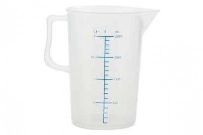 SN4704 Sanneng PP Plastic Measuring Cup (2000cc)