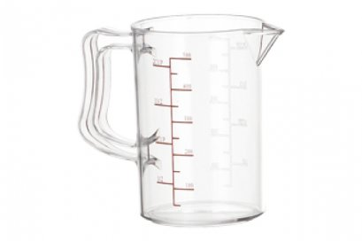 SN4707 Sanneng 500CC PC MEASURING CUP