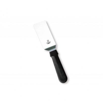 SN4876 Sanneng Angular Spatula-Plastic Handle DIA: Total length 265 Blade length 135 mm