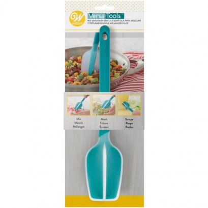 02-0-0007 MIX AND WHISK SPATULA