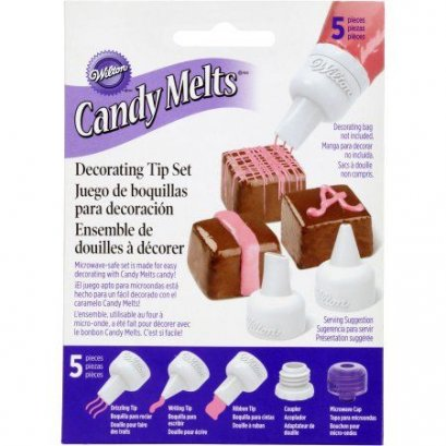 1904-1021 Wilton CM DECORATING TIP SET
