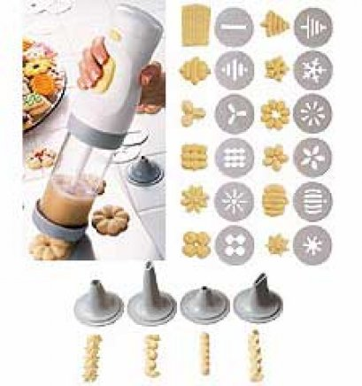 2104-4008 Wilton COOKIE MSTR PLUS COOKIES PRESS