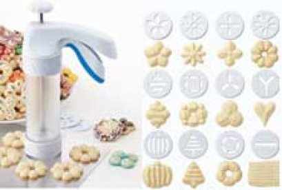 2104-4011 Wilton COMFORT GRIP COOKIE PRESS