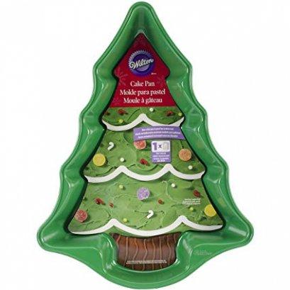 2105-0070 GREEN TREE CAKE PAN