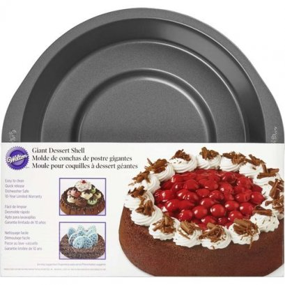 2105-1438 Wilton GIANT DESSERT SHELL