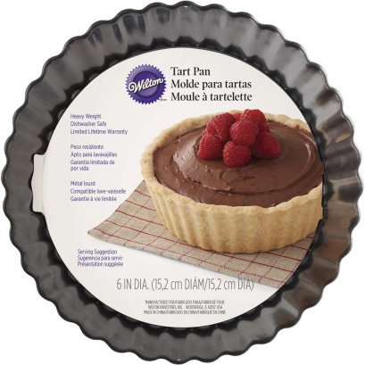 2105-3241 Wilton 6 INCH TALL TART PAN