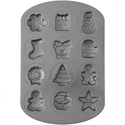 2105-4422 HOLIDAY ICON COOKIE PAN