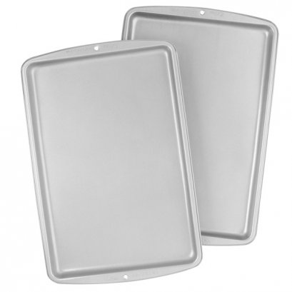 2105-986 Wilton RR MED AND LRG COOKIE PAN