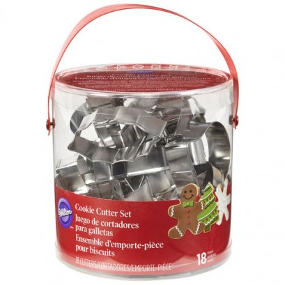 2308-5454 HOLIDAY METAL CUTTER SET