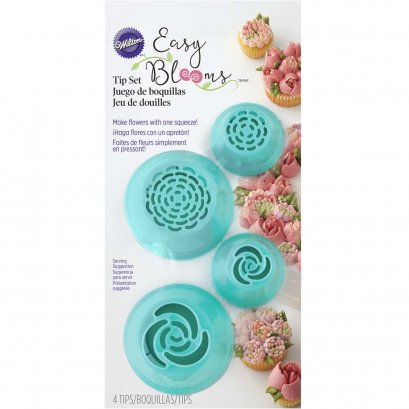 418-1707 Wilton EASY BLOOM TIPS