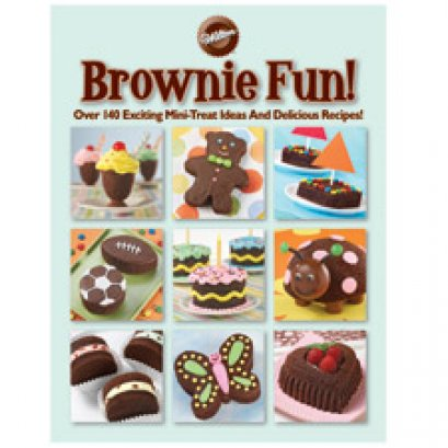 902-1105 Wilton BROWNIE BOOK