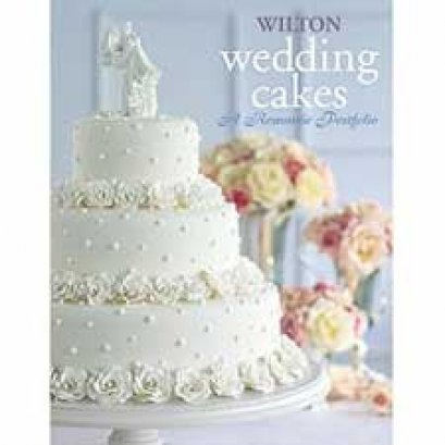902-907 Wilton ROMANTIC WEDDING CAKES BOOK