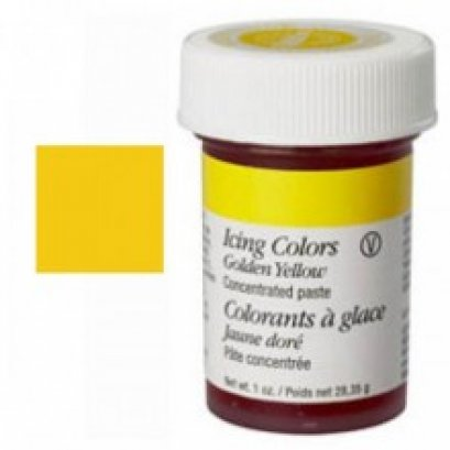 610-301 Wilton ICING COLOR-GOLDEN YELLOW