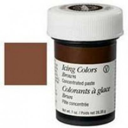 610-317 Wilton ICING COLOR-BROWN