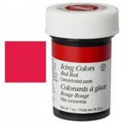 610-327 Wilton ICING COLOR-RED RED